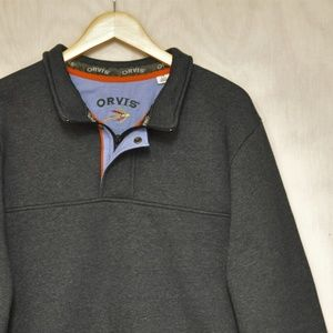 Orvis Pullover L